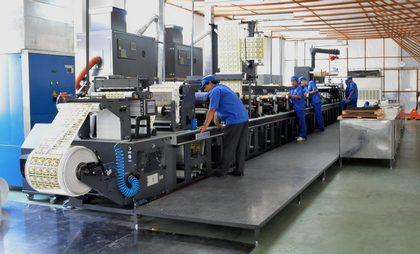 phần mềm erp sản xuất bao bì