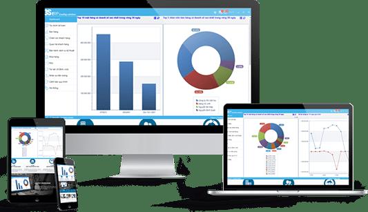 Phần mềm ERP của ITG: 3S ERP