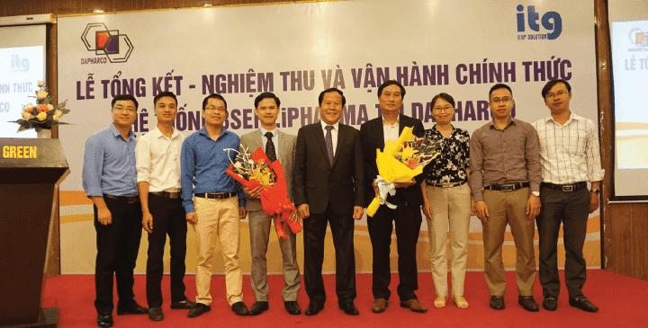 Dân trí: Doanh nghiệp dược Việt tích cực đầu tư hệ thống ERP để bứt phá cạnh tranh