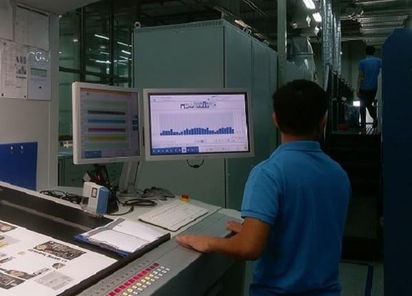 công nghệ sản xuất thông minh