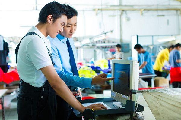 Phần mềm quản lý sản xuất ngành may -2