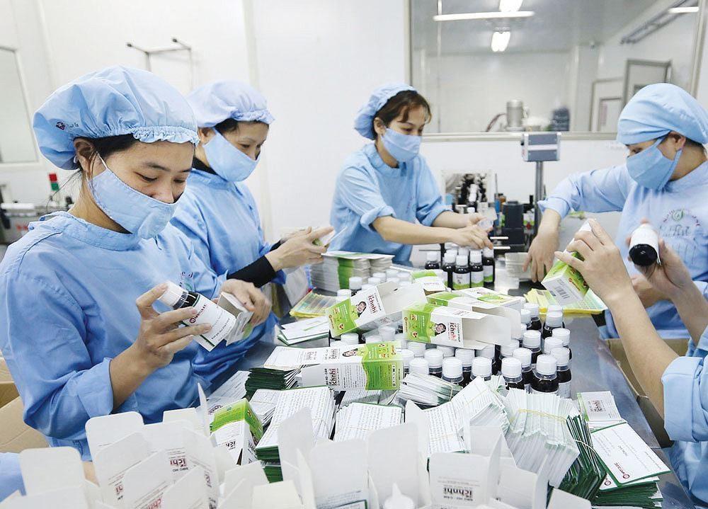 quản lý sản xuất ngành Dược