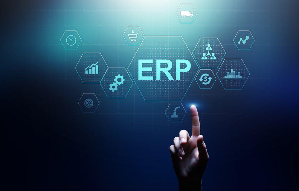 ứng dụng erp trong quản trị doanh nghiệp