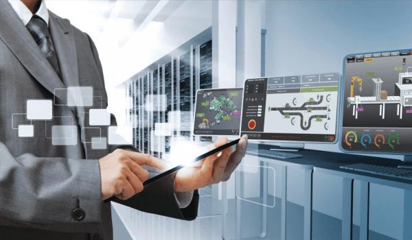 ứng dụng công nghệ 4.0 cải tiến OEE