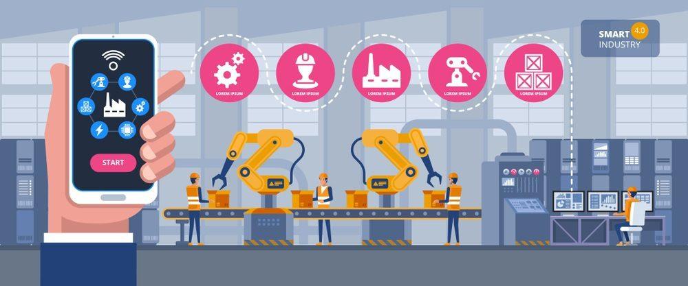 giải pháp quản lý sản xuất