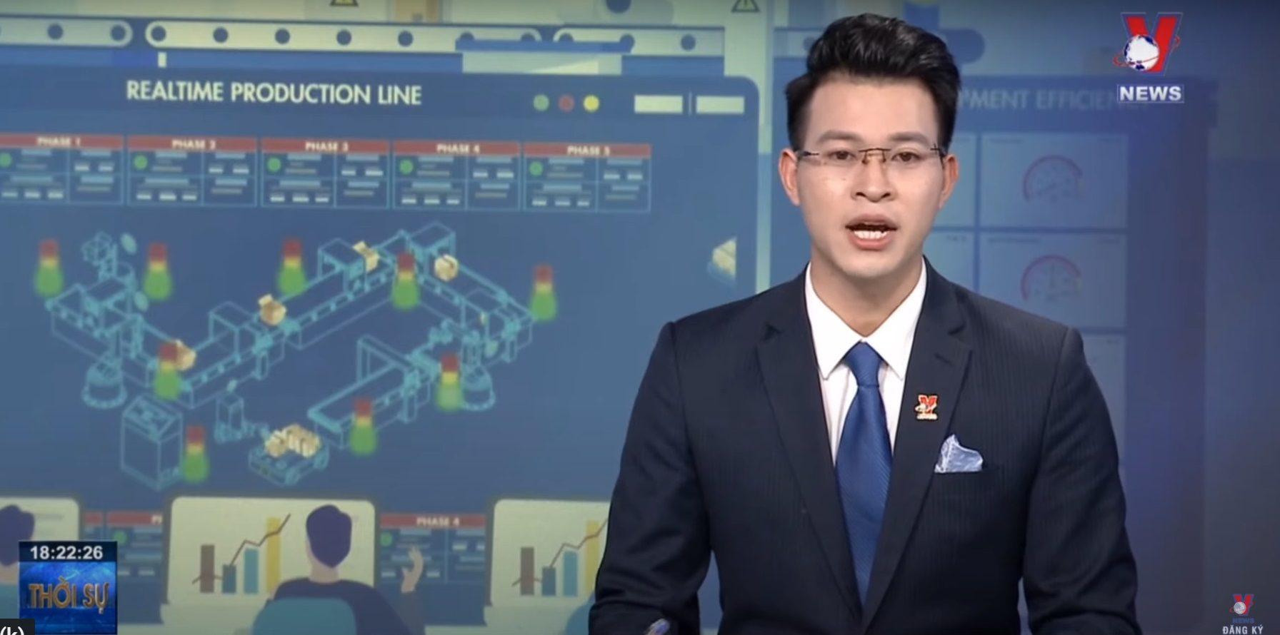 Vnews: Triển vọng ứng dụng nhà máy thông minh ở Việt Nam