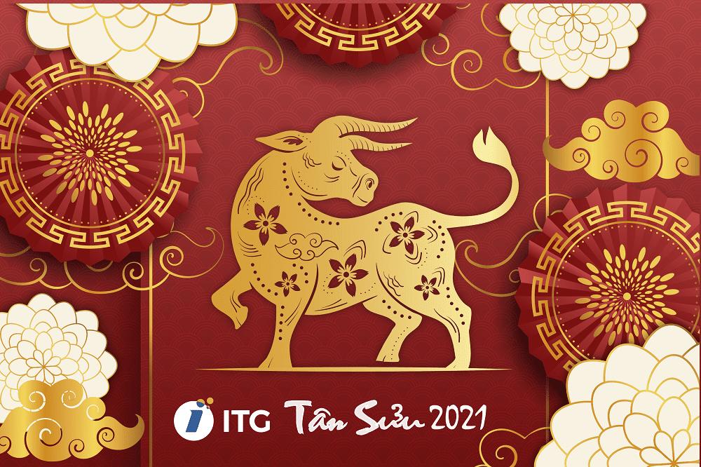 ITG thông báo nghỉ Tết Nguyên Đán – Tân Sửu 2021