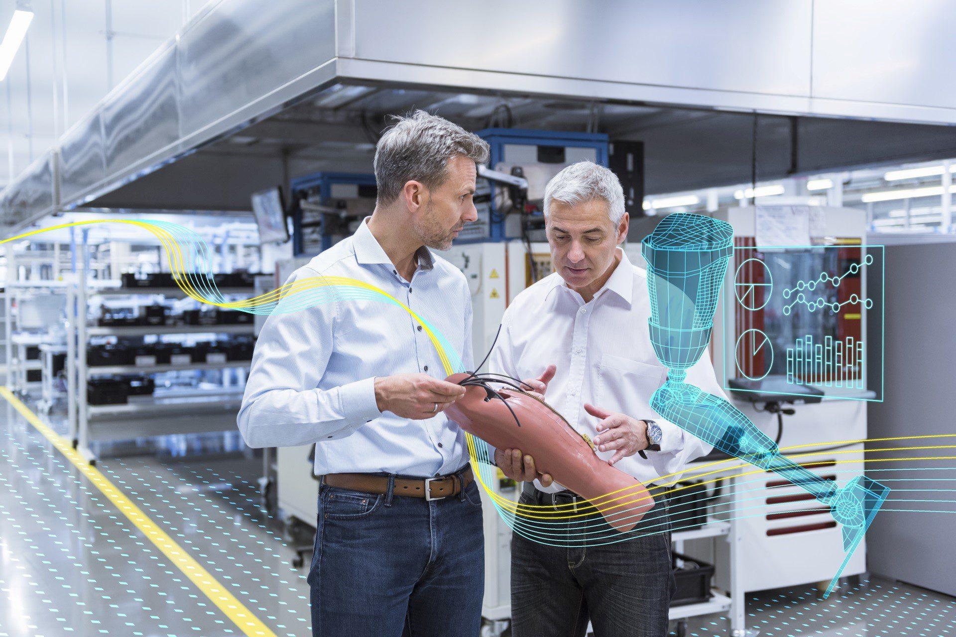 hệ thống quản lý sản xuất của nhà máy