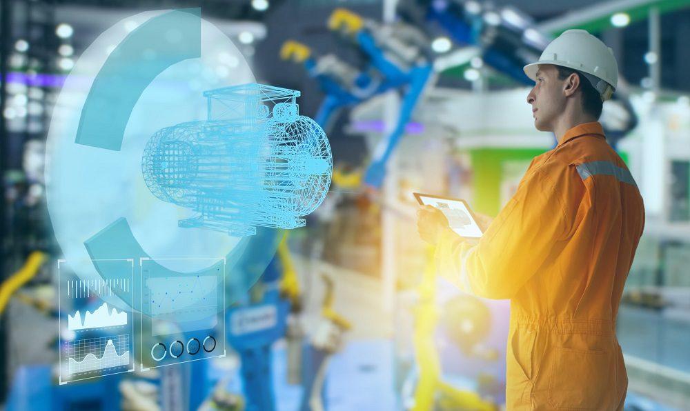hệ thống MES tạo ra nhà máy không giấy tờ