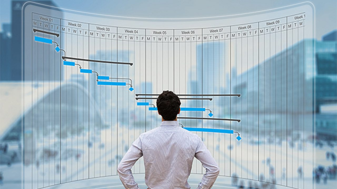 Lập kế hoạch sản xuất trong phần mềm ERP