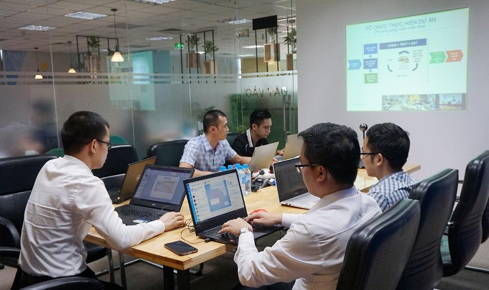 triển khai phần mềm MES tại Ngọc Khánh Group