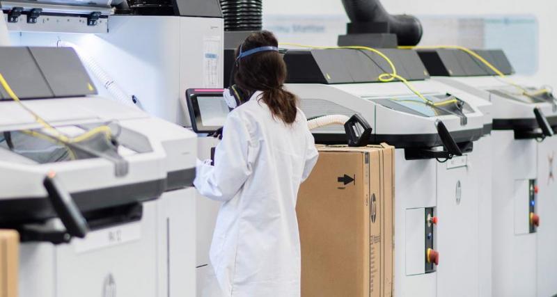 Công nghệ sản xuất bồi đắp - Additive Manufacturing - trong nhà máy thông minh 01