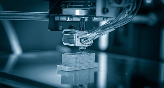 Tích hợp công nghệ sản xuất bồi đắp trong nhà máy thông minh