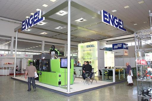 Bài toán của ông lớn Engel triển khai nhà máy đúc nhựa thông minh