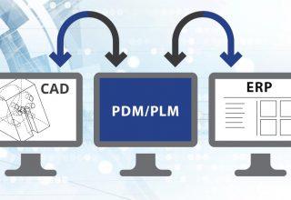 PDM và PLM tích hợp CAD - ERP ngành khuôn mẫu, nhựa, cơ khí chế tạo