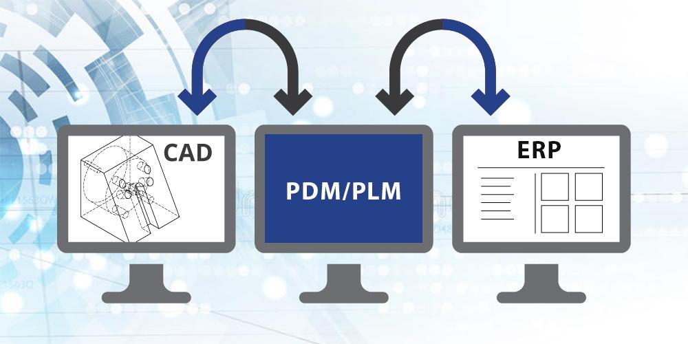 Điều gì mang CAD và ERP lại gần nhau? Lời giải nào cho việc tích hợp CAD – ERP