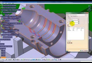 Ứng dụng CAM chế tạo khuôn mẫu