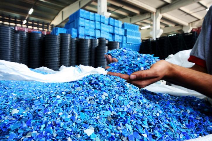 Phân loại nhựa tái sinh